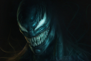 Angry Venom 4k Wallpaper