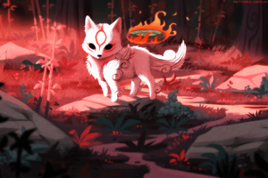 Animal Fox Okami