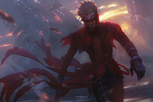 Anime Beast Fan Art