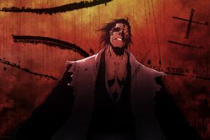 Anime Bleach Kenpachi Zaraki Wallpaper