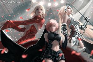 Anime Fate Grand Order