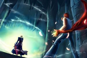 Anime Fate Stay Night 5k Wallpaper