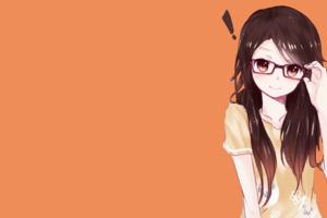 Anime Girl 1 Wallpaper