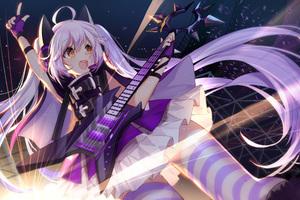 Anime Girl Concert 4k