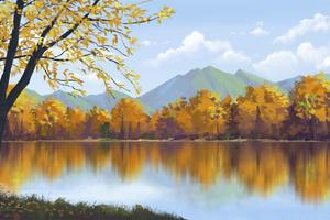 Anime Lake