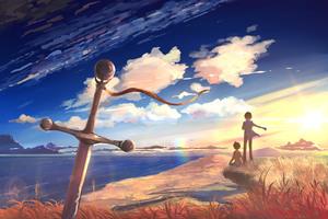 Anime Original Art Wallpaper