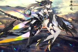 Anime Original Character Wallpaper