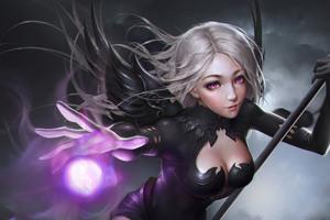 Anime Power Girl