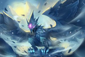 Anivia League Of Legends Champions 4k