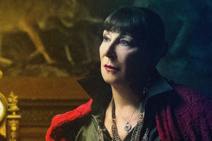 Anjelica Huston As The Director In John Wick Chapter 3 Parabellum 2019 8K
