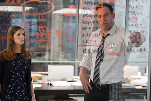 Anna Kendrick And Ben Affleck In The Accountant