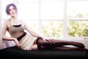 Anna Kendrick Flaunt Magazine