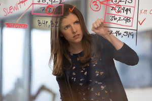Anna Kendrick In The Accountant Wallpaper