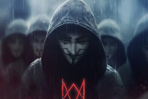Anonymus Alan Walker 4k Wallpaper