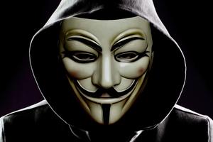 Anonymus Dark Life 4k Wallpaper