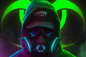 Anonymus Guy 4k