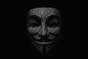 Anonymus Hacker Wallpaper