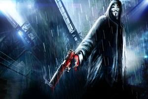 Anonymus Vendetta Wallpaper