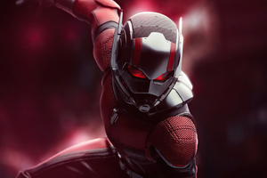 Ant Man 4k 2020 New Wallpaper