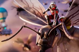 Ant Man 4K Fortnite 2021 Wallpaper