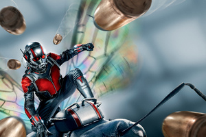 Ant Man 5k Wallpaper