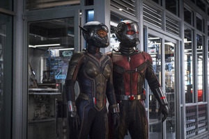 Ant Man And The Wasp 2018 5k Wallpaper