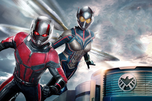 Ant Man And The Wasp 5k Wallpaper