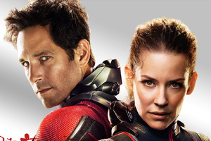 Ant Man And The Wasp HD Wallpaper