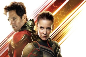 Ant Man And The Wasp Movie 12k