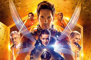 Ant Man And The Wasp Movie 8k