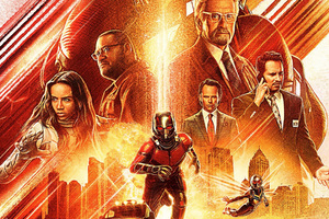 Ant Man And The Wasp Movie International Poster