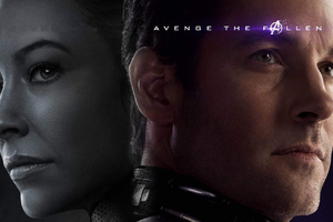 Ant Man And Wasp In Avengers Endgame 2019