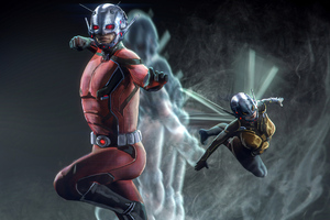 Ant Man And Wasp Marvel Superheroes