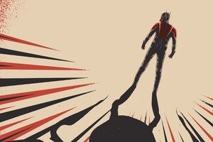 Ant Man Art Wallpaper
