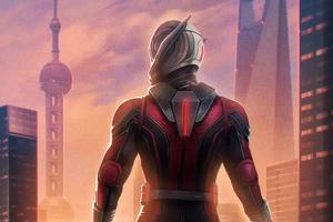 Ant Man Avengers Endgame Chinese Poster
