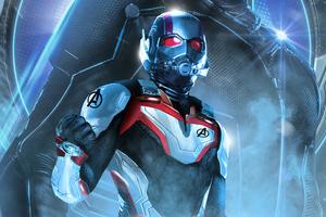Ant Man In Avengers EndGame 2019