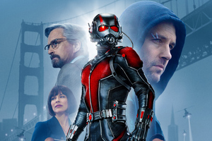 Ant Man Movie 5k Wallpaper
