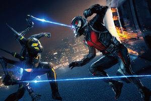 Ant Man Movie Poster 5k