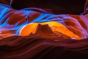 Antelope Canyon Arizona 8k Wallpaper
