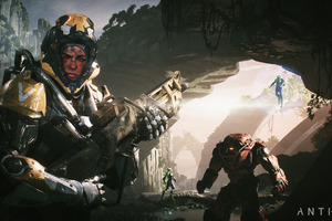 Anthem Video Game Xbox 4k