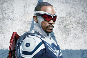 Anthony Mackie The Falcon And The Winter Soldier 5k Wallpaper