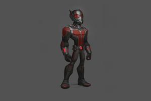 Antman Artwork HD