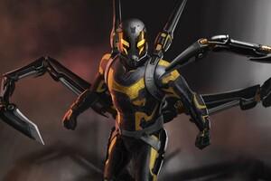 Antman Artwork
