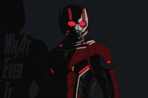 Antman Avengers Endgame Wallpaper