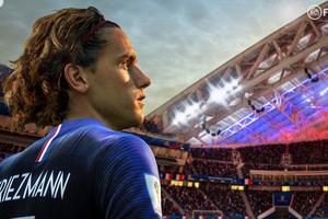 Antoine Griezmann Fifa 18