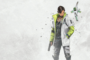 Apex Legends Season 3 Wallpaper