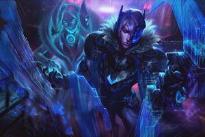 Aphelios League Of Legends 4k Wallpaper