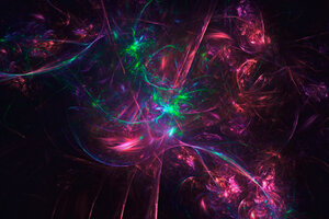 Apophysis Cross 8k Wallpaper