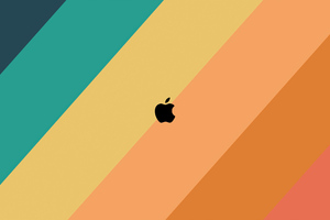 Apple Inc Minimal Wallpaper