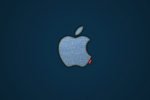 Apple Jeans Logo Wallpaper
